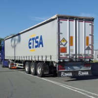 Atomtransport mit Atomspedition ETSA in HH